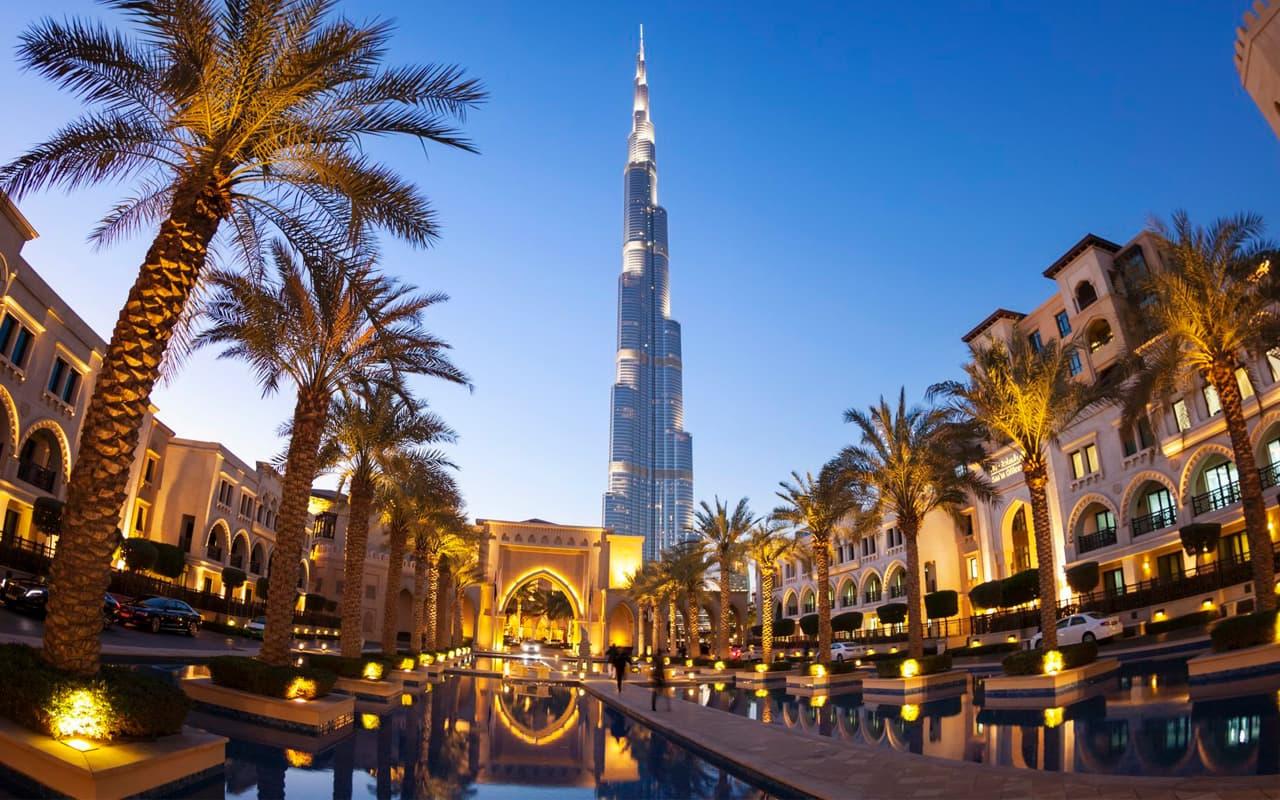 historia de Dubái