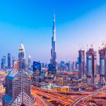 poder económico Dubái
