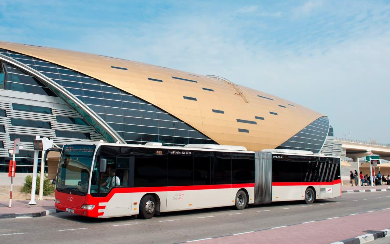 transporte Dubái